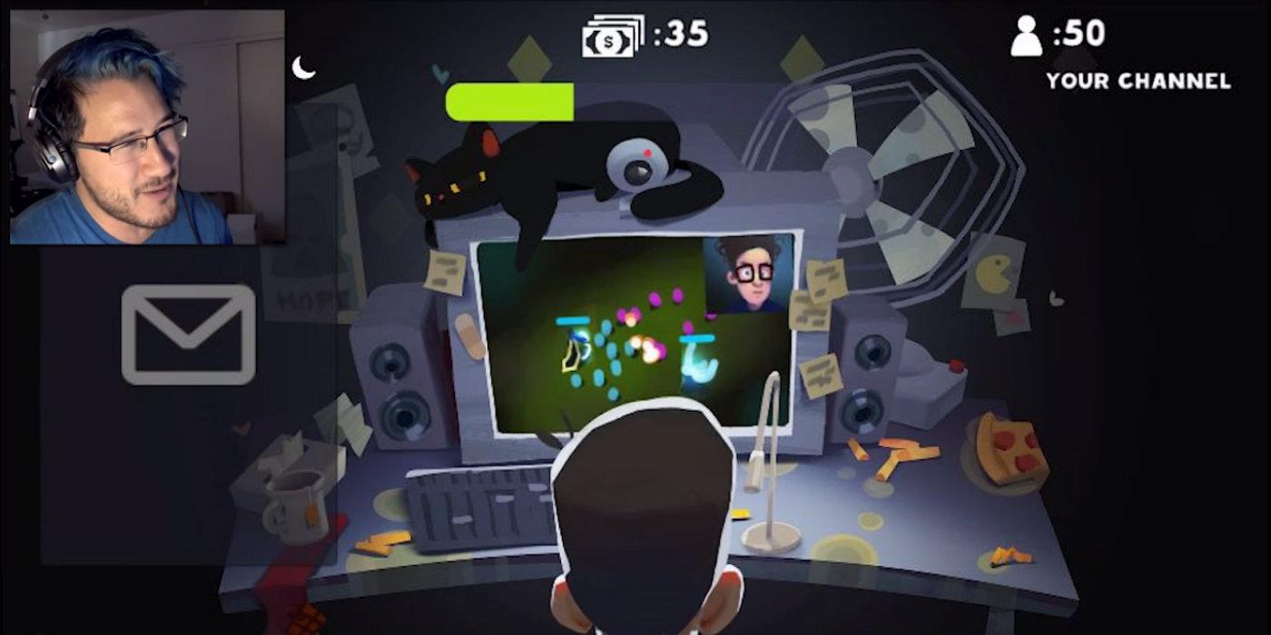 Gaming Videos Bigger Than TV