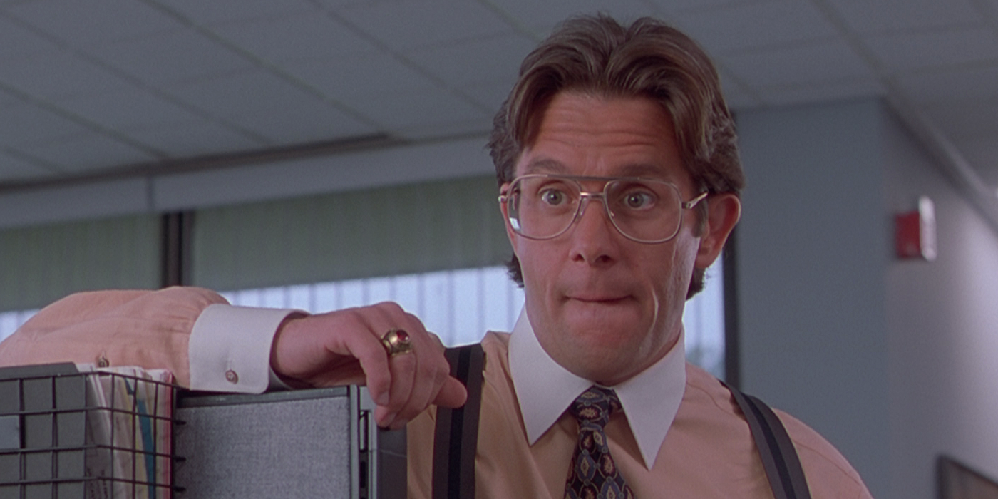 90s cult classics that would be great tv shows screen rant for Office space pics