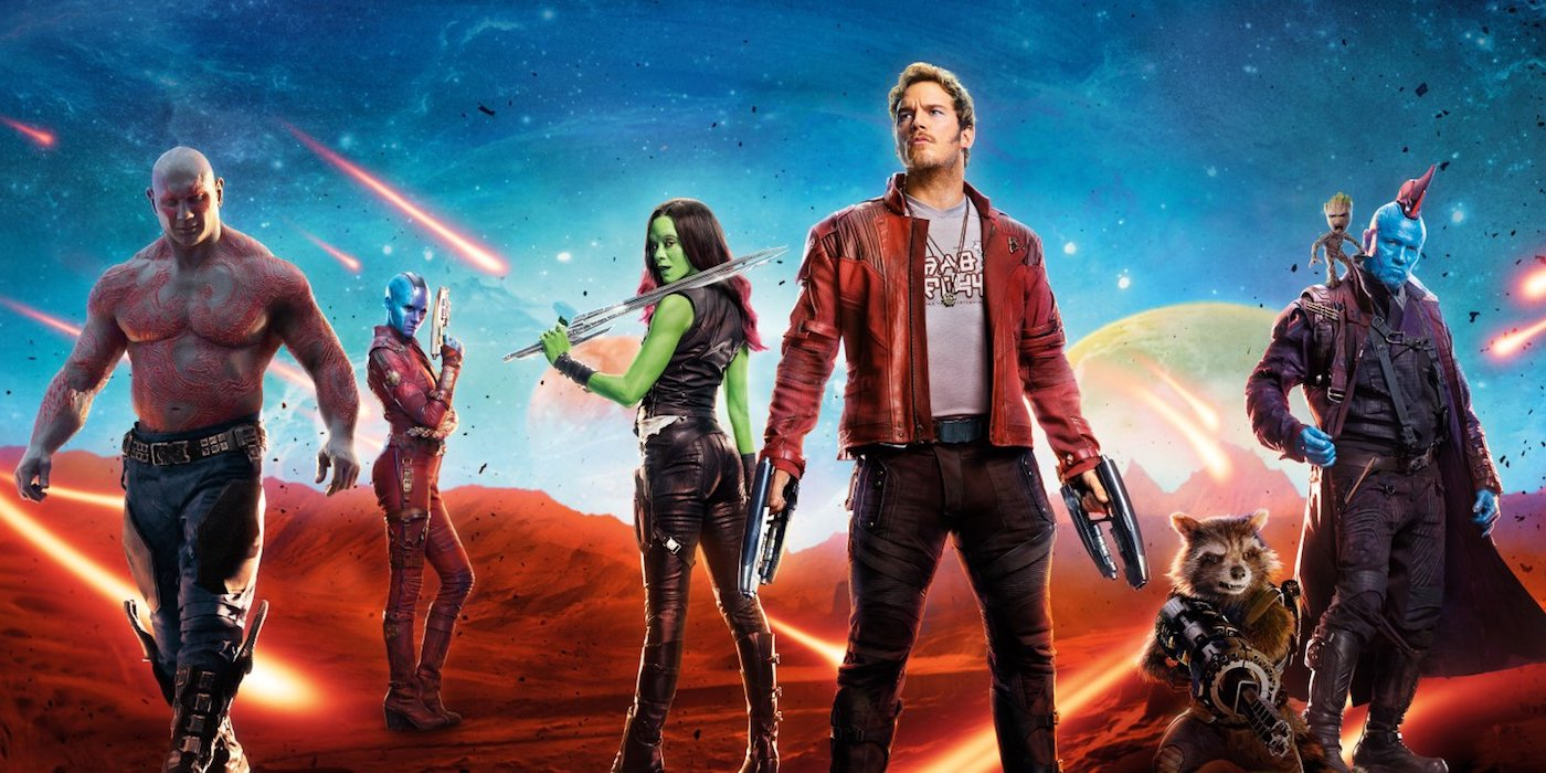Guardians of the Galaxy 2 Projected For $100 Million ...