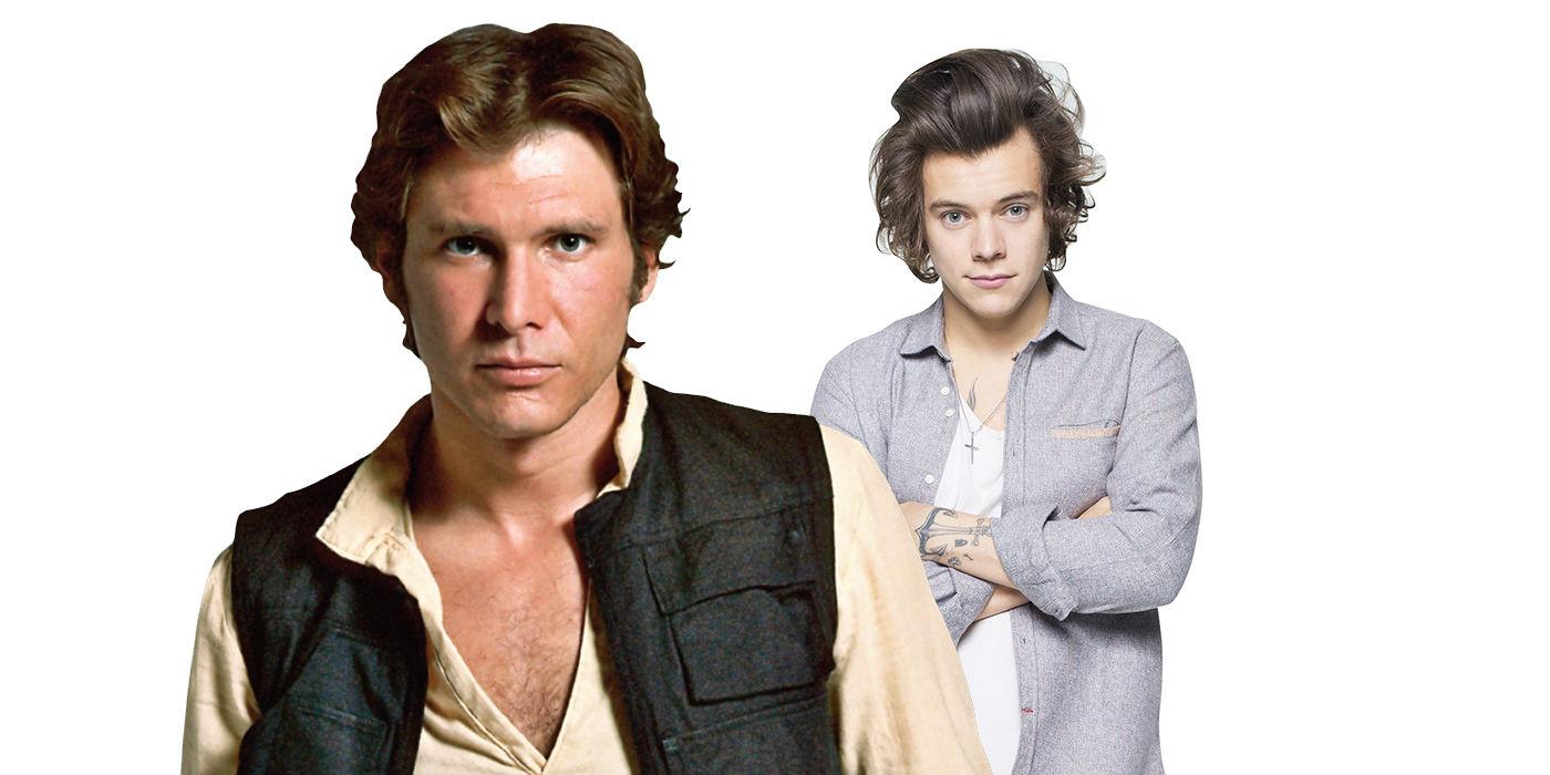 Han Solo Harry Styles