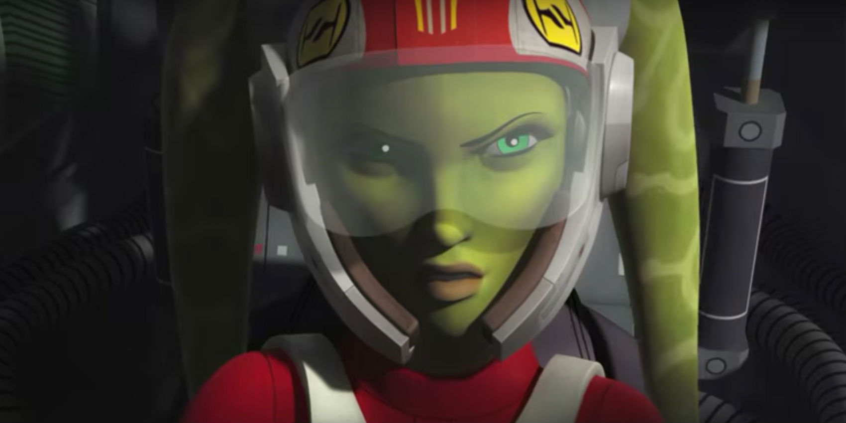 Hera Syndulla Star Wars Rebels Season 4 Trailer