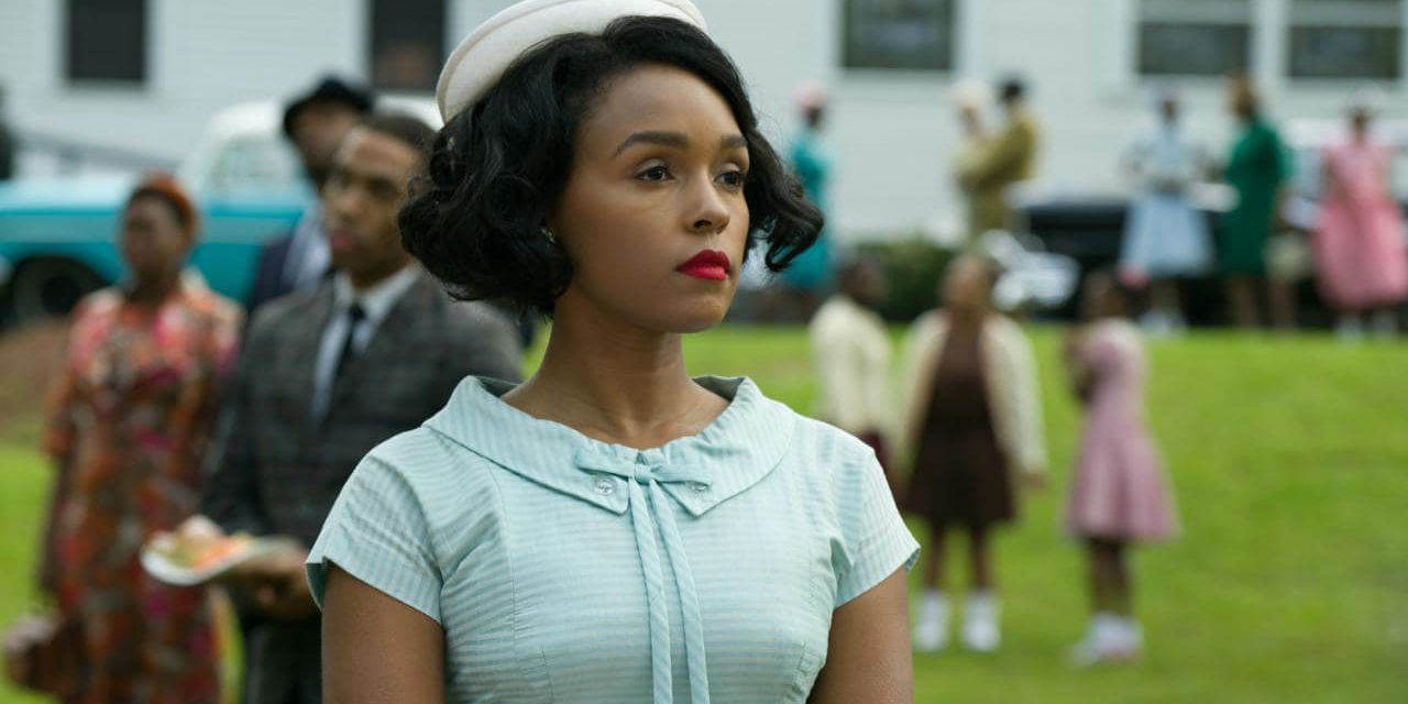 Janelle Monae in Hidden Figures
