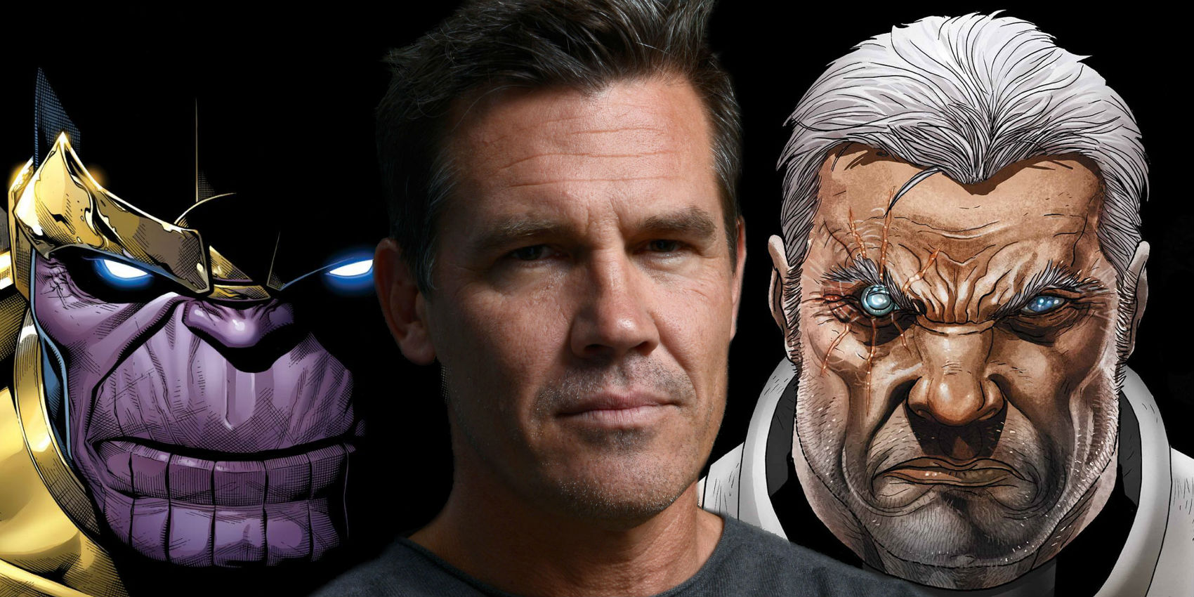 Why Josh Brolin Can Play Thanos And Cable Screen Rant