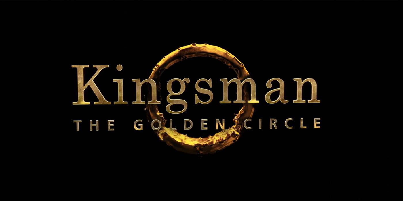 Kingsman The Golden Circle Logo
