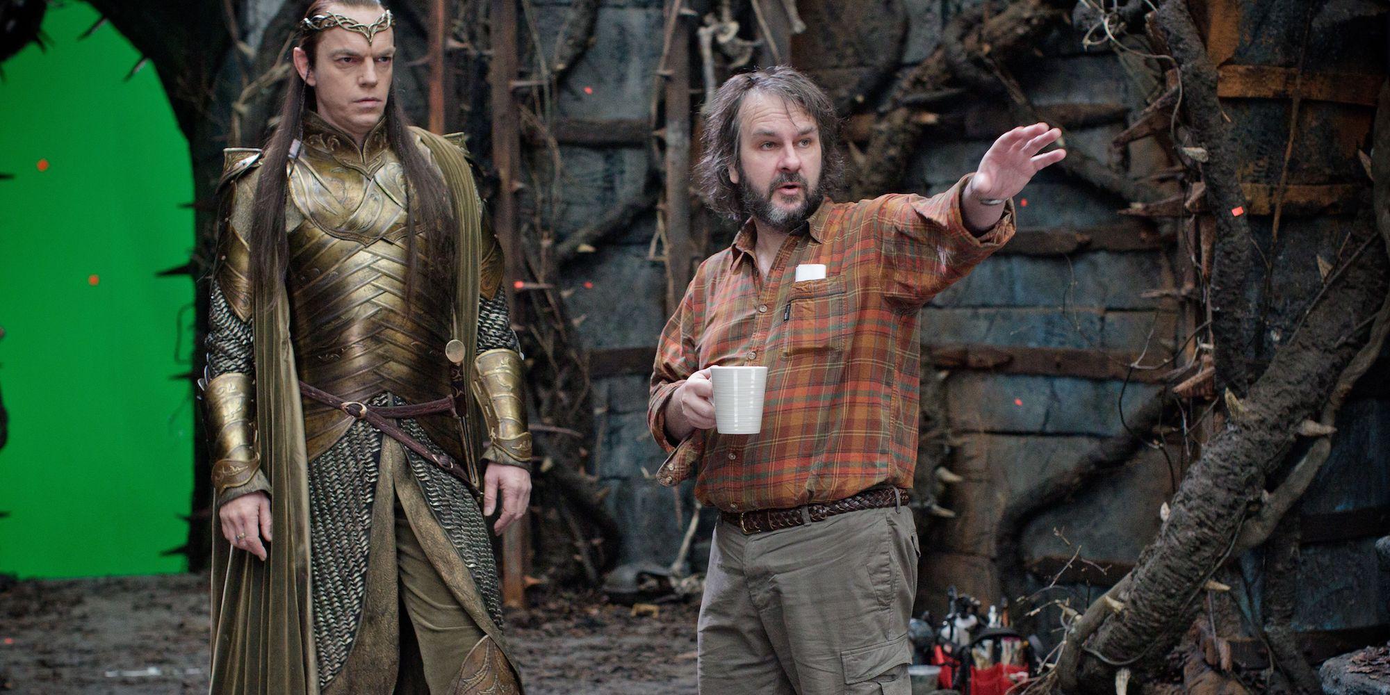 Hugo Weaving Reteams with Peter Jackson For Mortal Engines