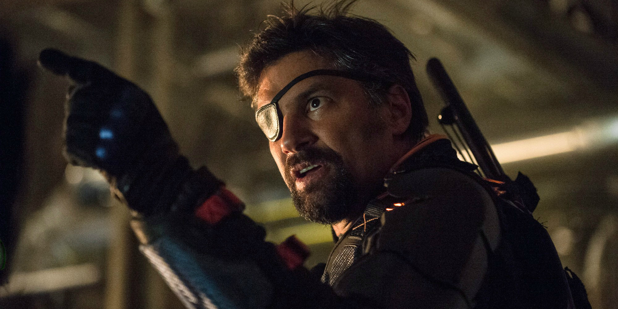 Manu Bennett Not Returning For Arrow Season 5 Finale