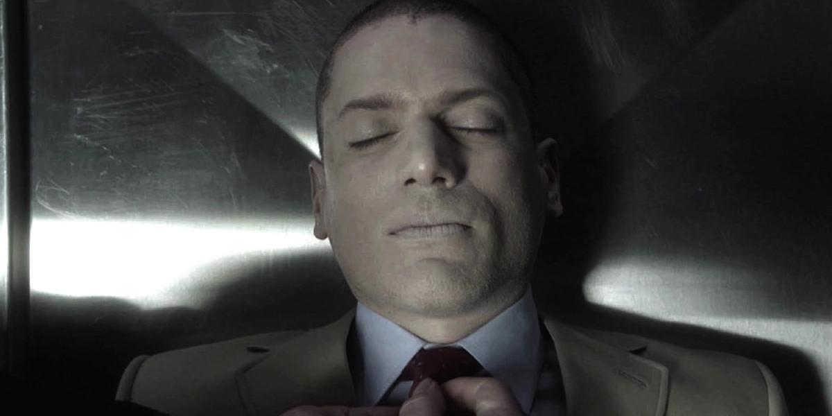 Michael Scofield Tot