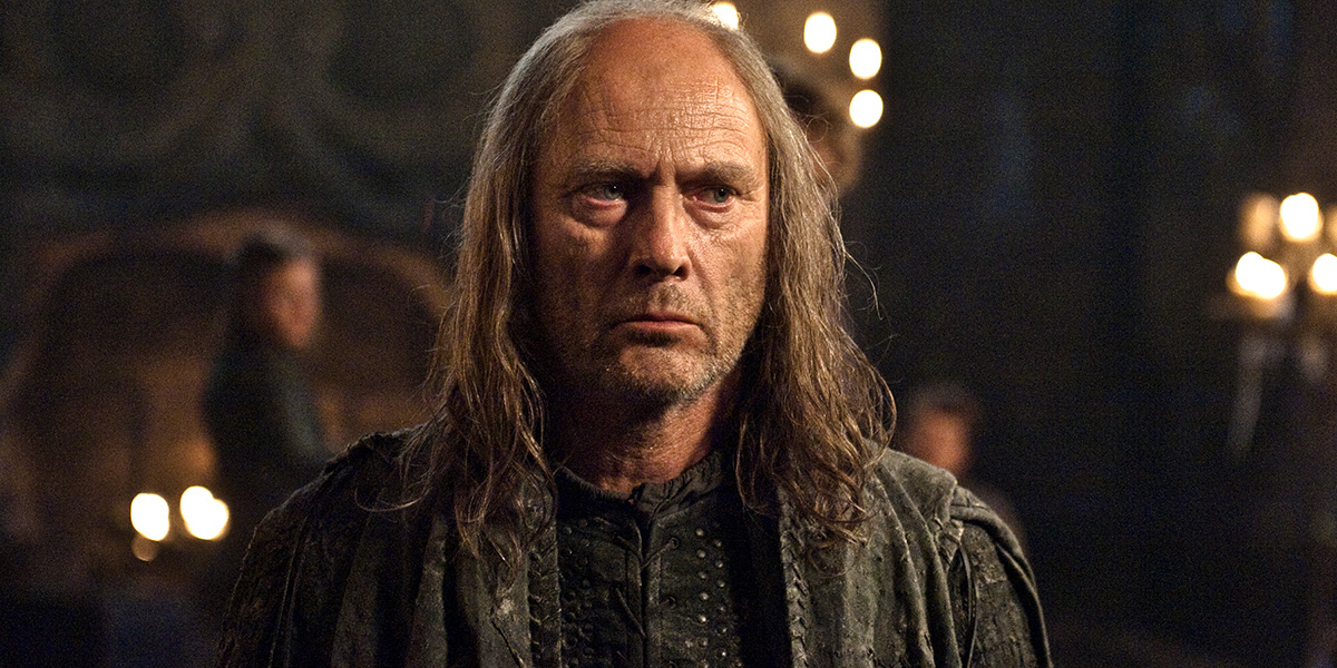 Patrick Malahide in Game of Thrones