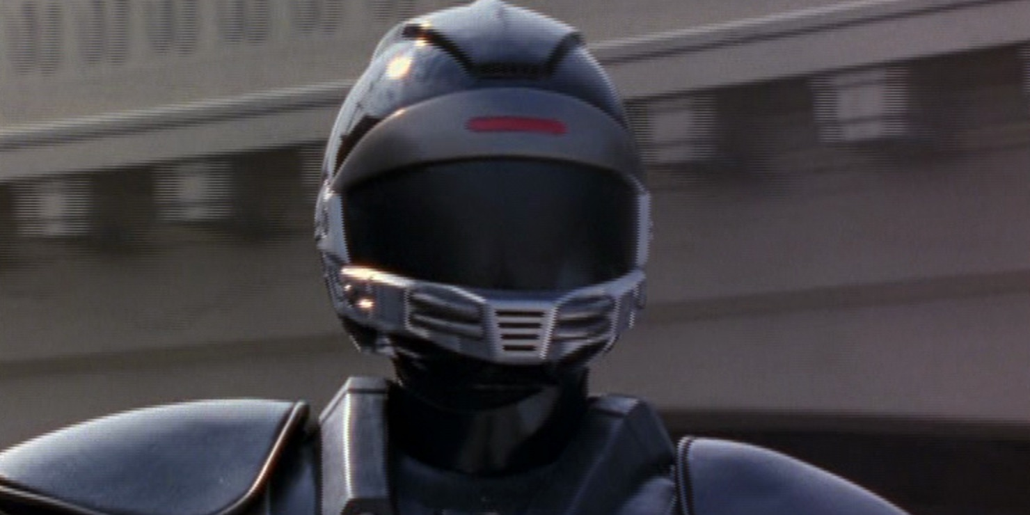 d0ecbb39 The Phantom Ranger, clad all in black in something that was a cross between  a space suit and a suit of armor, appeared in Power Rangers Turbo with no  real ...