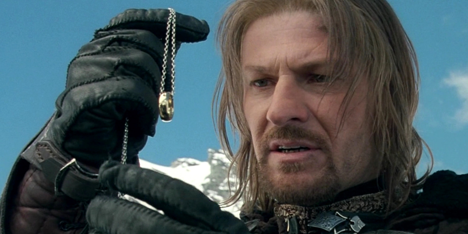 Sean Bean in The Lord of the Rings