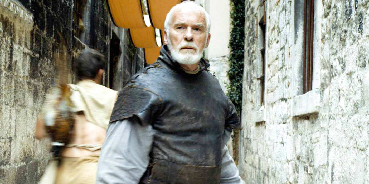 Ser Barristan Selmy died too early