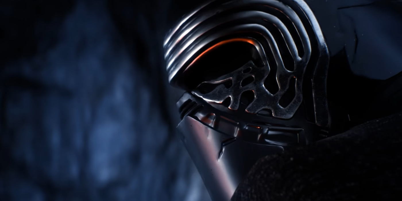 Star Wars Battlefront II EA Kylo Ren First Order