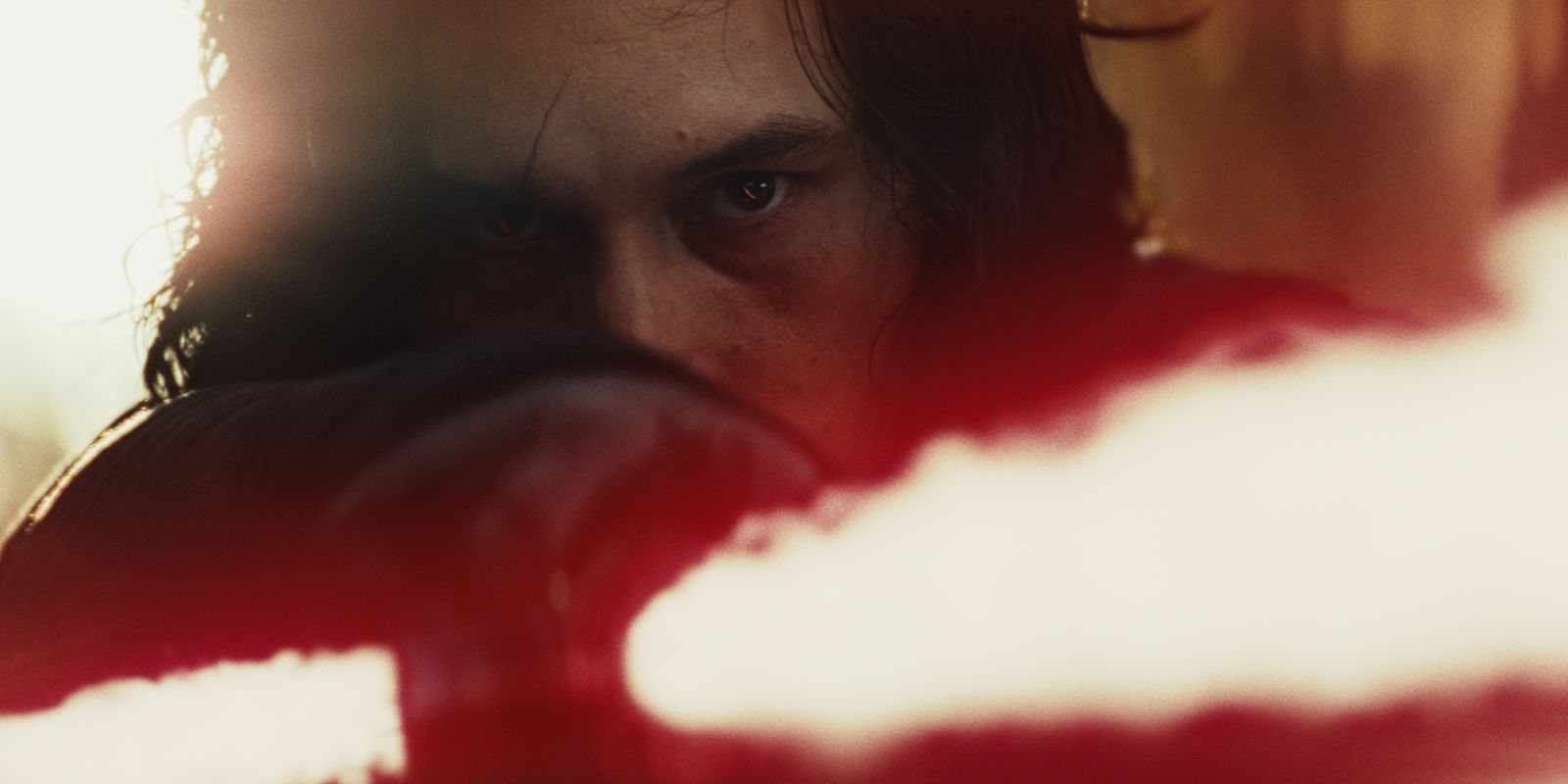 Star Wars The Last Jedi teaser trailer - Kylo Ren