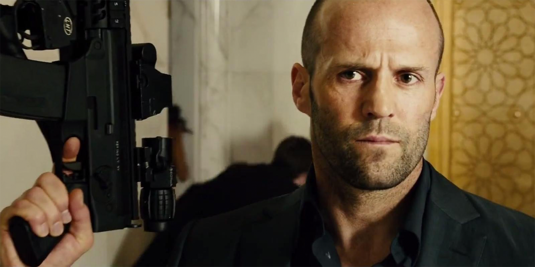 Jason Statham Has Held...