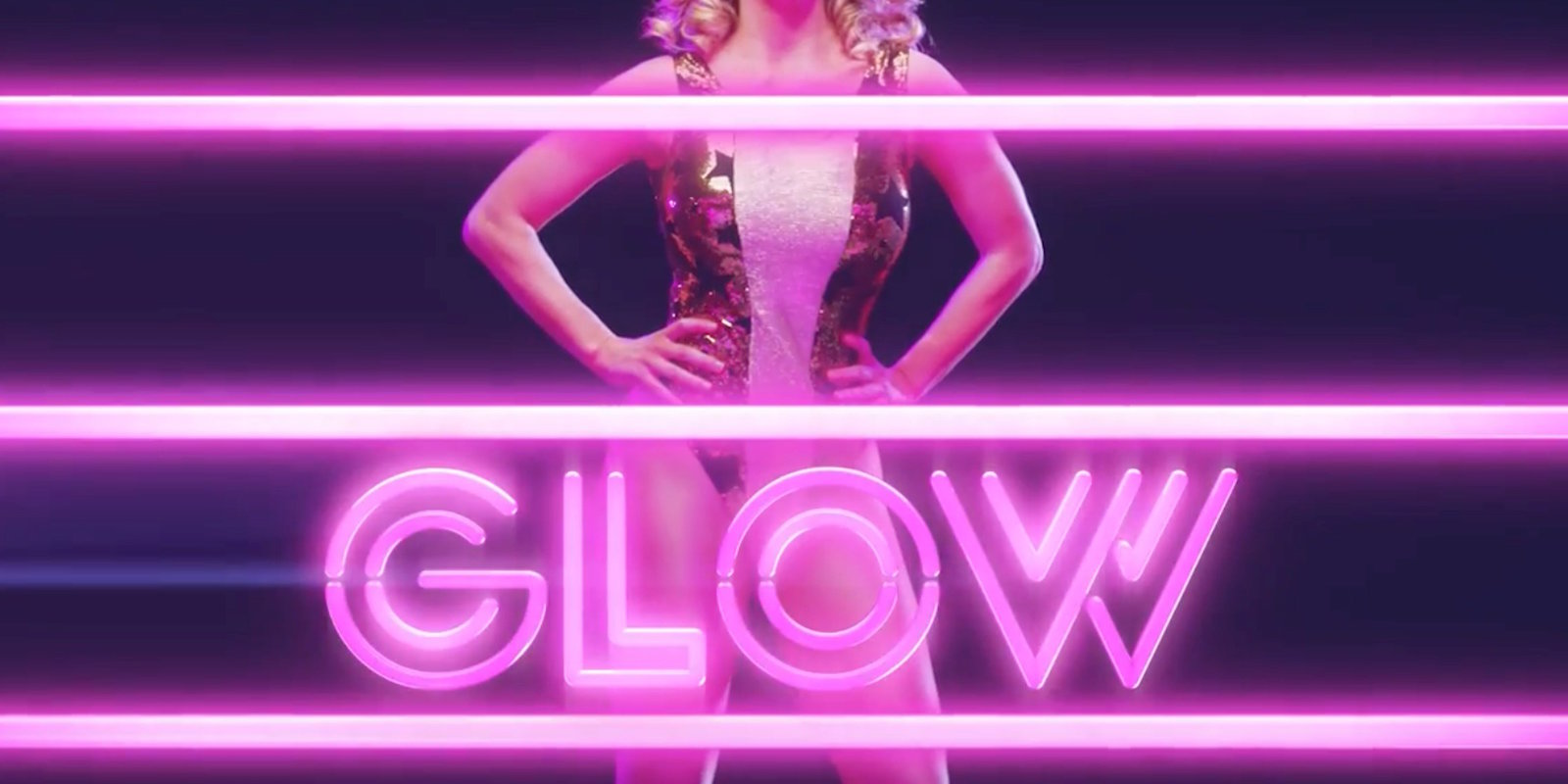 Serie Glow