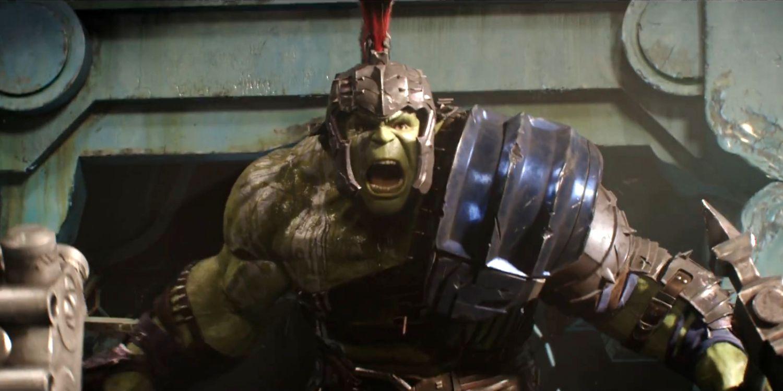 Thor Ragnarok - Hulk in Armor
