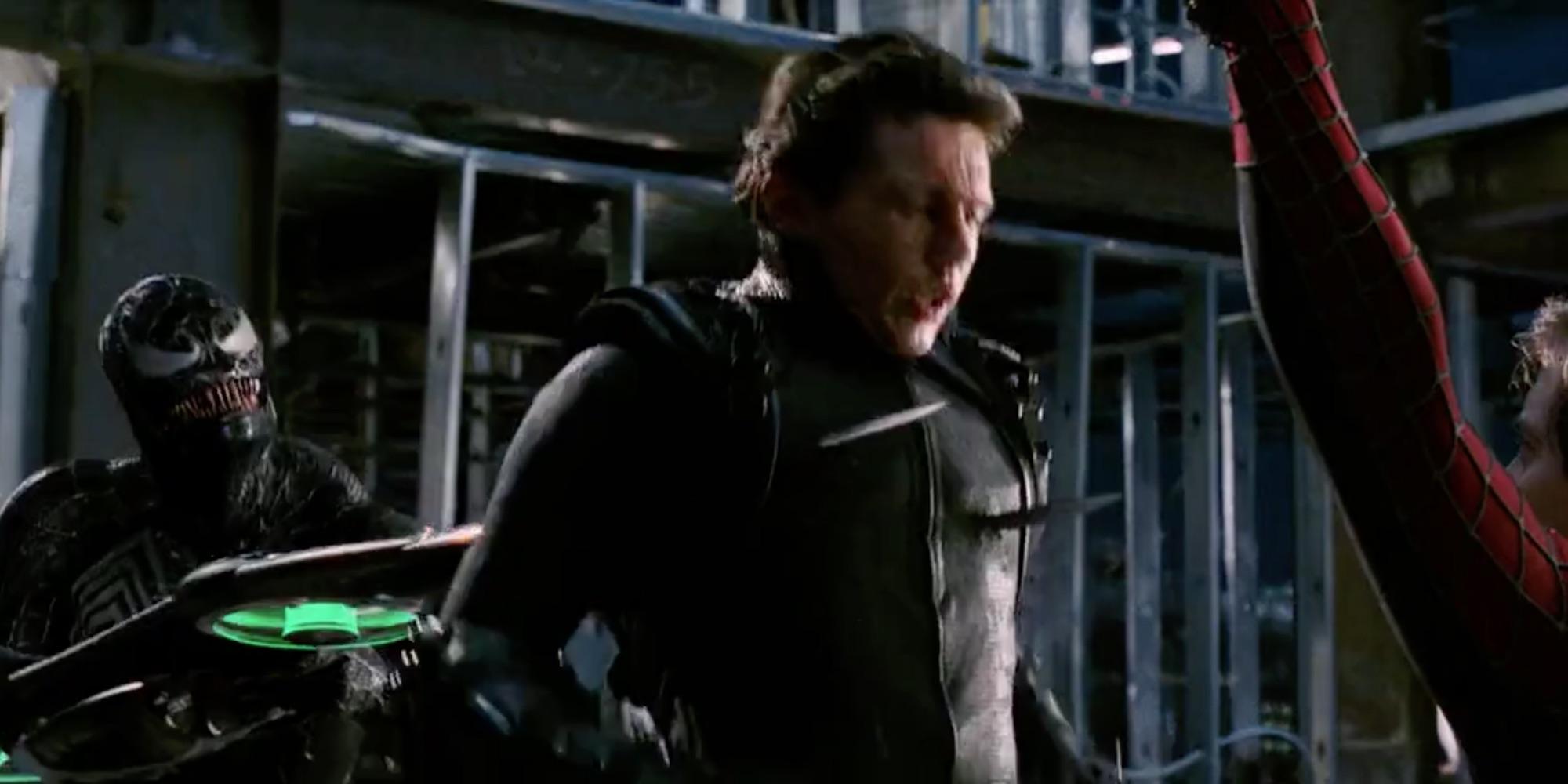 People venom has killed screen rant - Spiderman harry ...