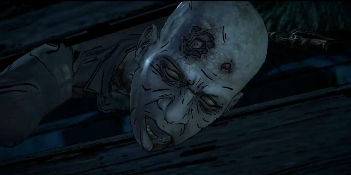 Zombie from Telltale Games The Walking Dead