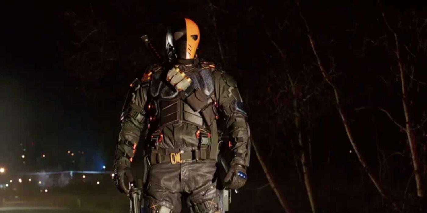 """Arrow """"Deathstroke"""""""