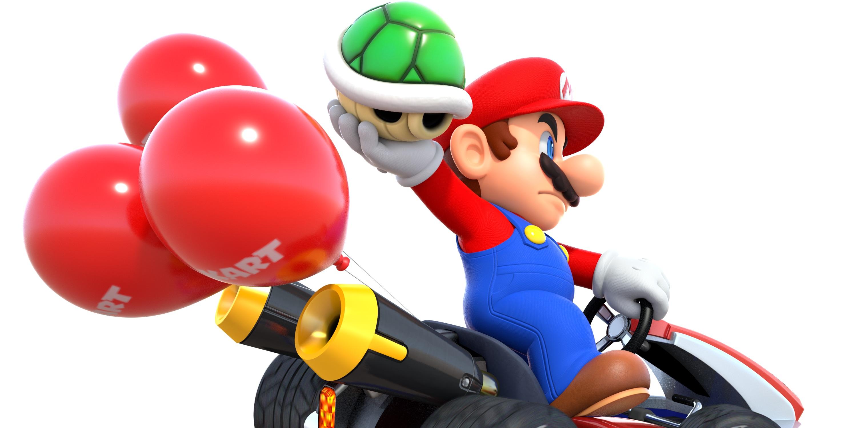 Mario Kart Green Shell