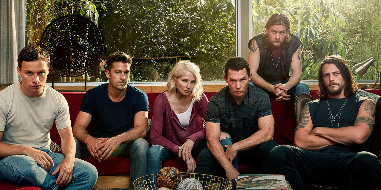 Animal Kingdom cast promo shot