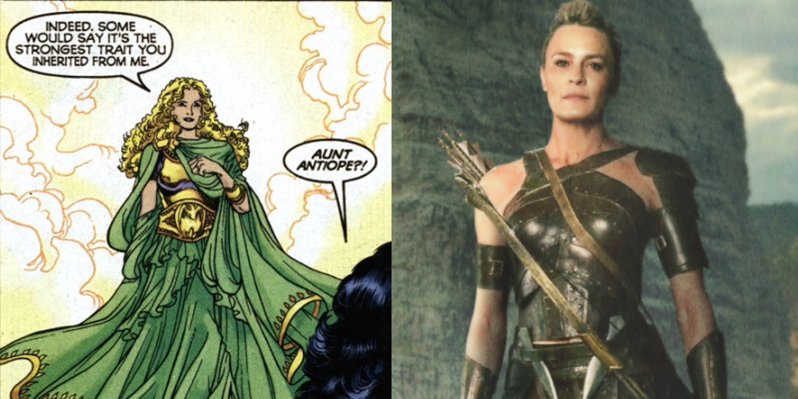 Wonder Woman: The History Of Themyscira | ScreenRant