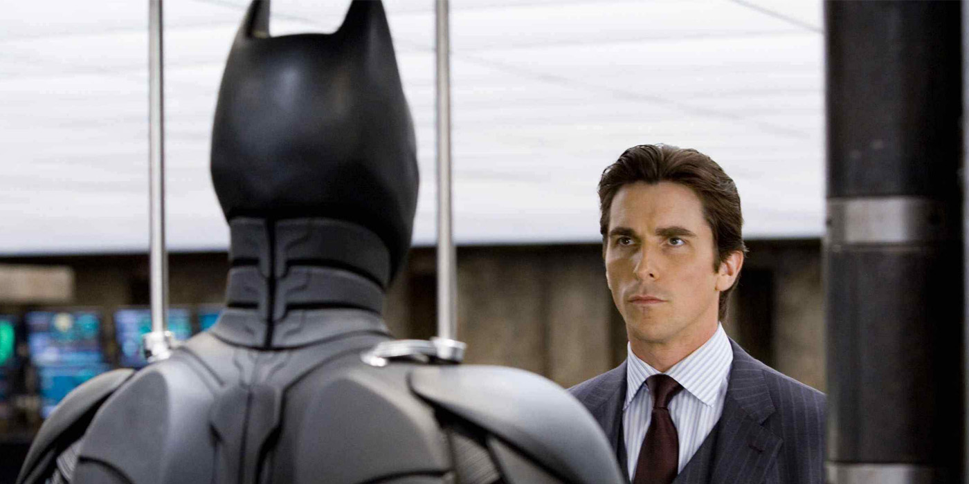 Batman and Bruce Wayne