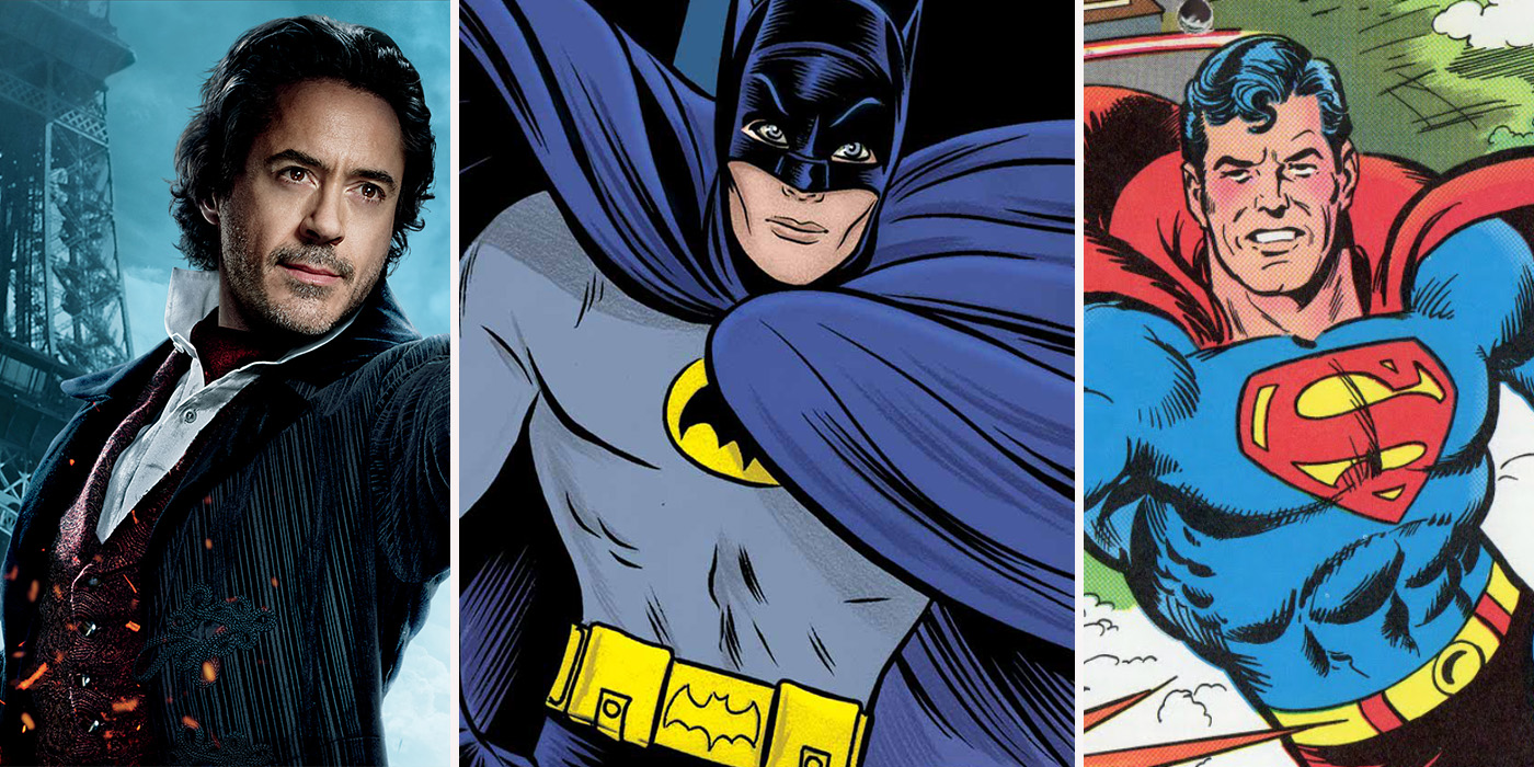 Characters Who Inspired The Creation Of Batman