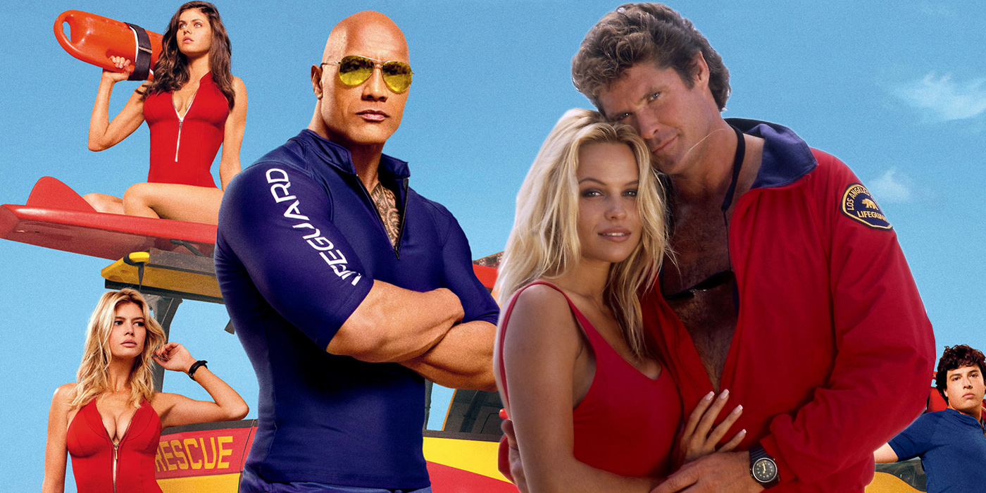 how baywatch connects to the tv show screen rant. Black Bedroom Furniture Sets. Home Design Ideas