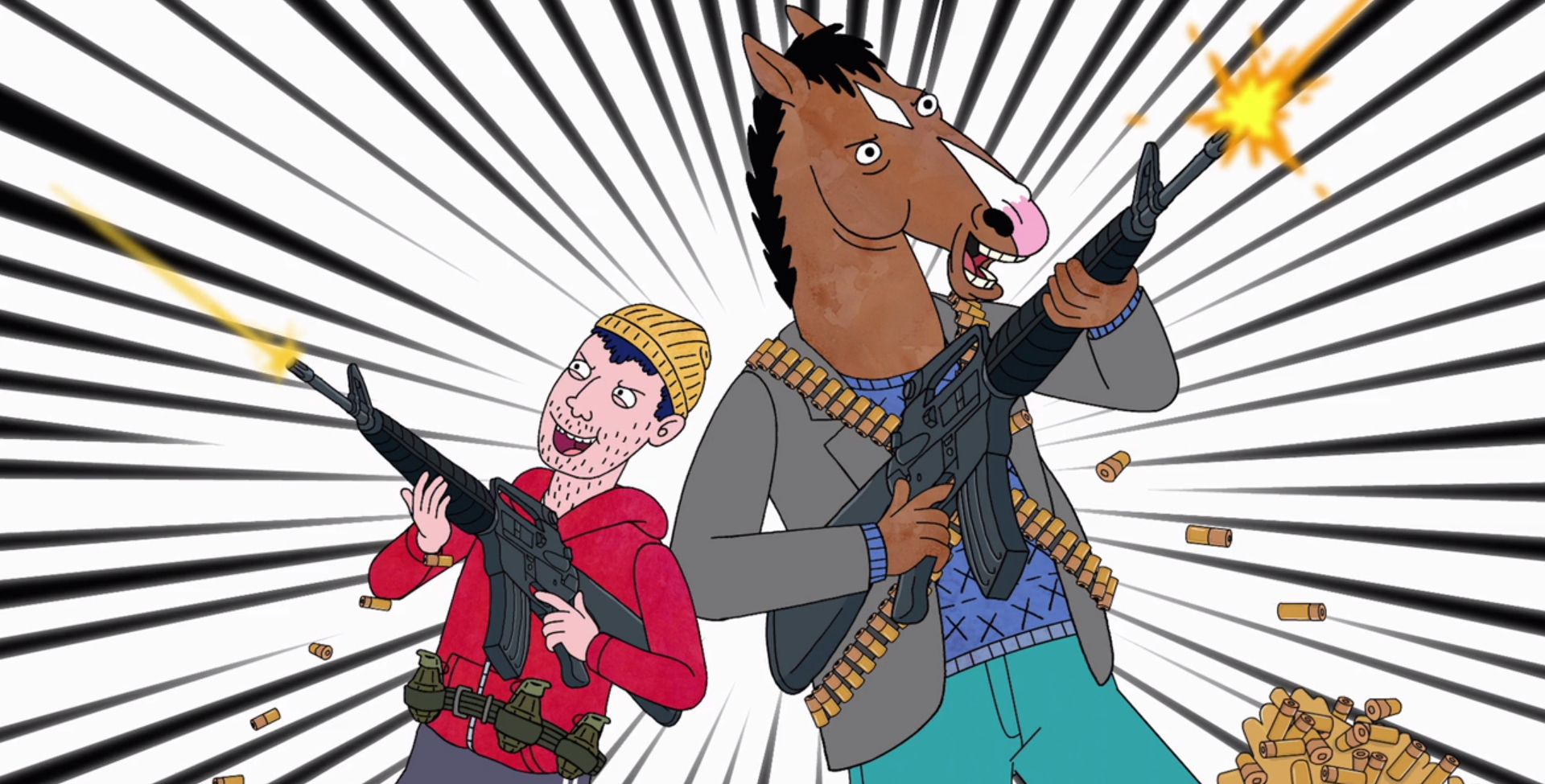 BoJack Horseman Season 4 Trailer Released   Screen Rant