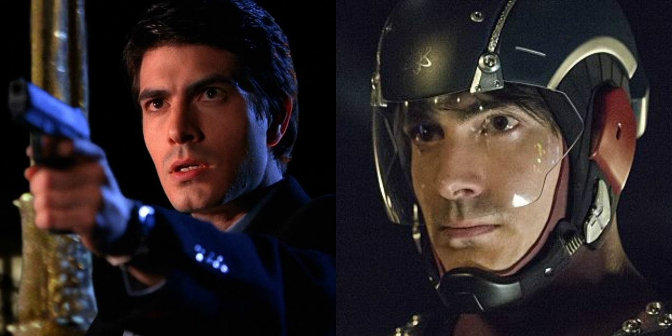 Brandon Routh in Chuck and Arrow