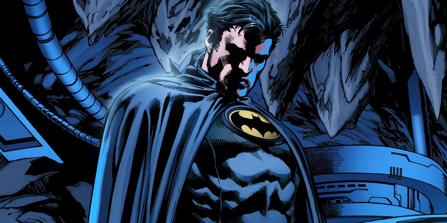 Will batman retire from dcs universe screen rant voltagebd Image collections