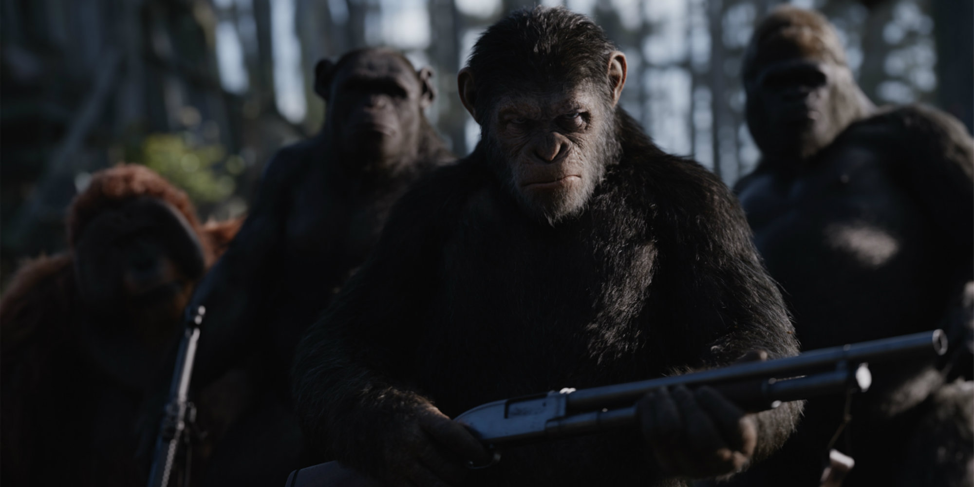 Final War for the Planet of the Apes Trailer | Screen Rant