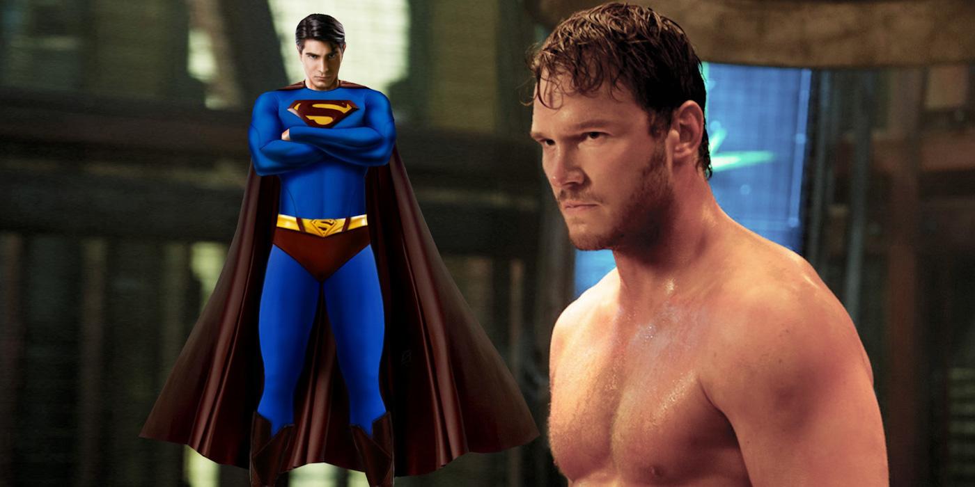 Superman Returns (2006) News & Info  Screen Rant