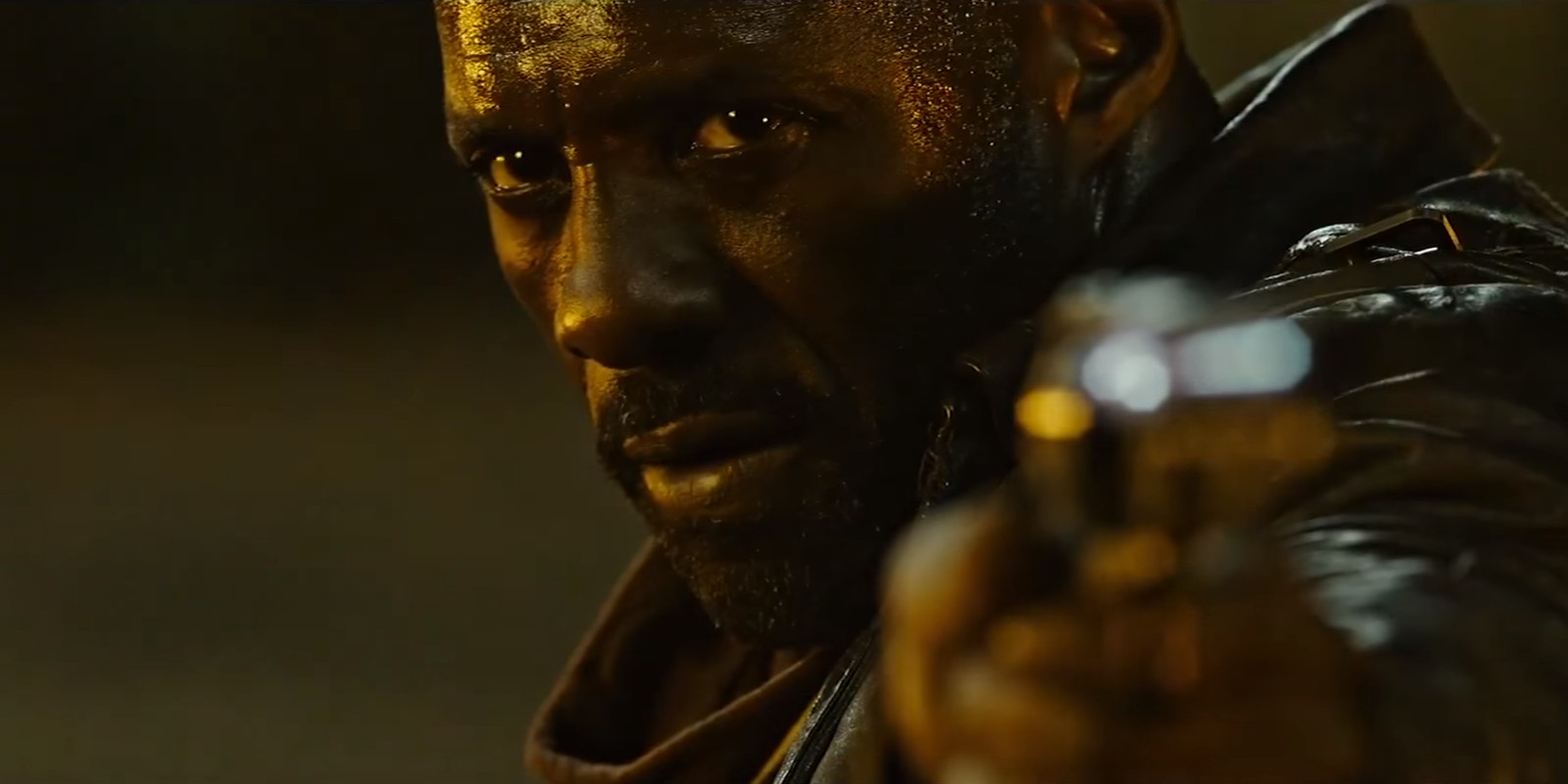 Idris Elba as The Gunslinger, The Dark Tower