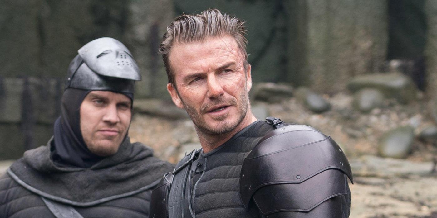 King Arthur David Beckham