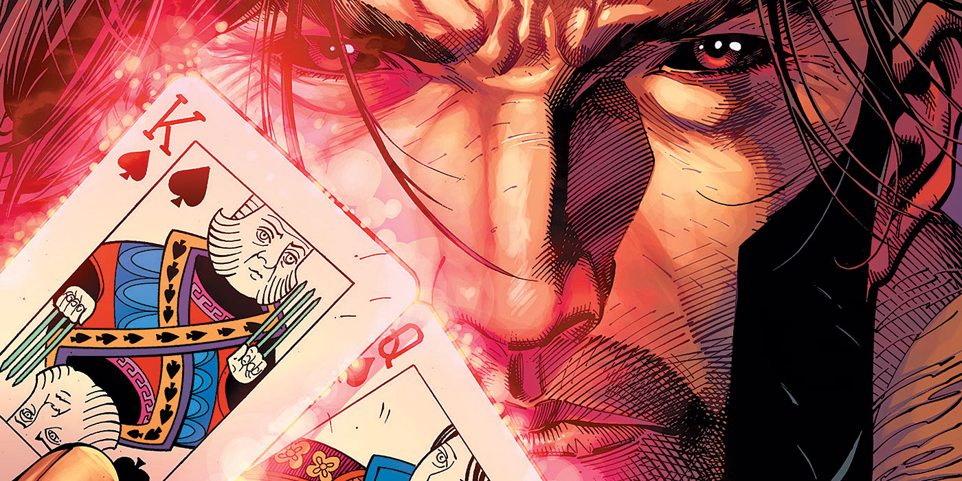 Channing Tatum Says Gambit Is Starting Over