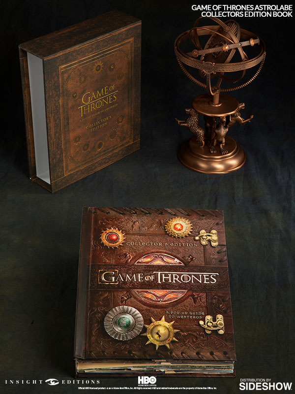 Game of Thrones Astrolabe Collectors Edition Book Set Win An Epic Game of Thrones Astrolabe Collector's Set