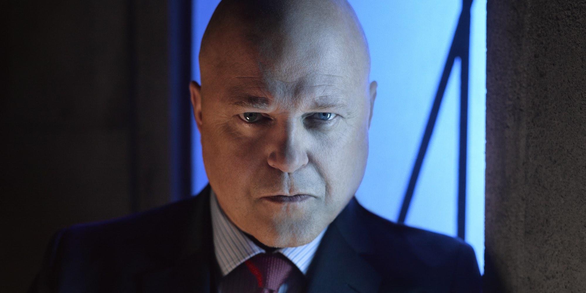 Gotham Michael Chiklis Captain Barnes