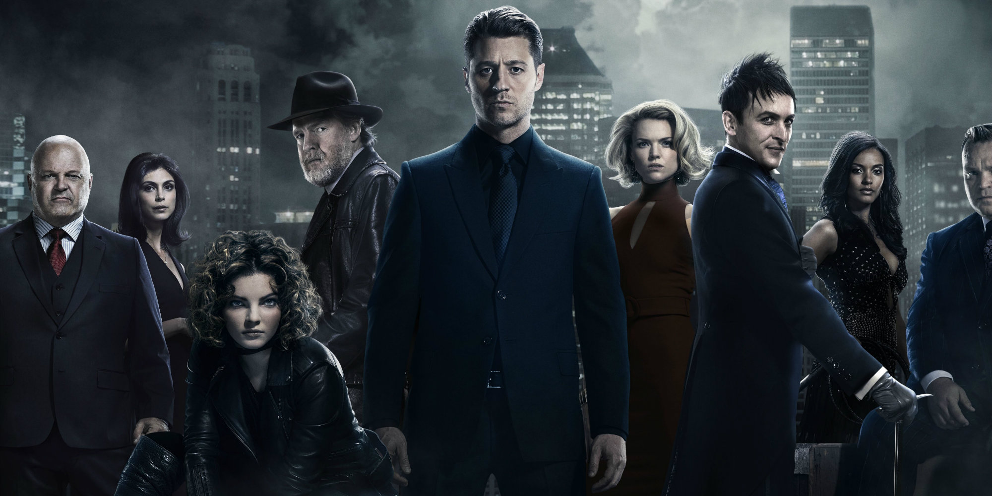 Gotham Actor Wants Cast to Star In A Batman Film