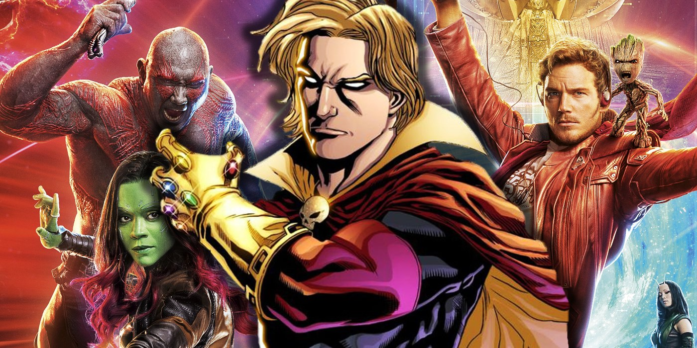 Image result for adam warlock