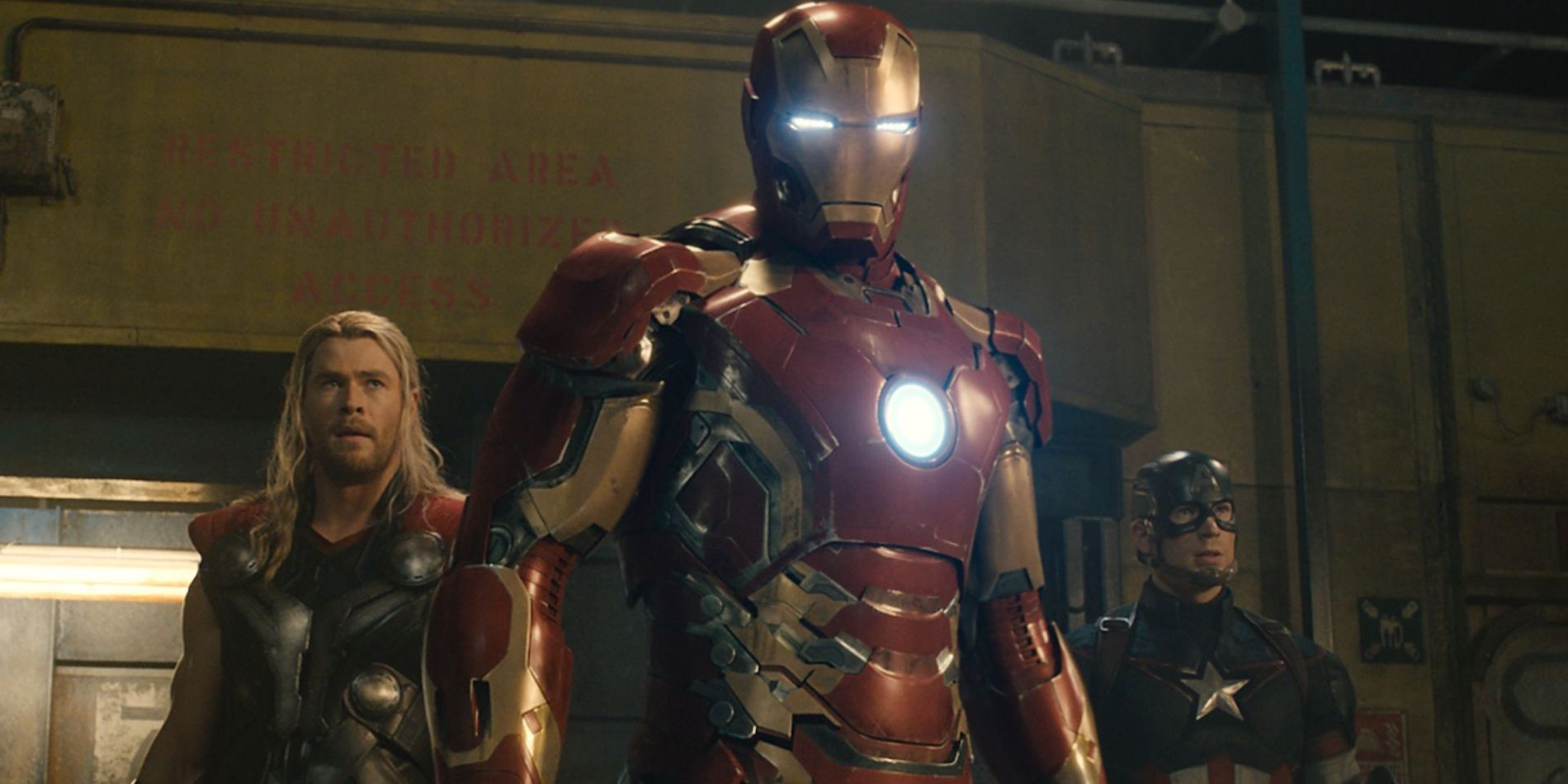 New Look at Iron Man's Avengers 4 Arc Reactor | Screen Rant Iron Man Avengers Full Body