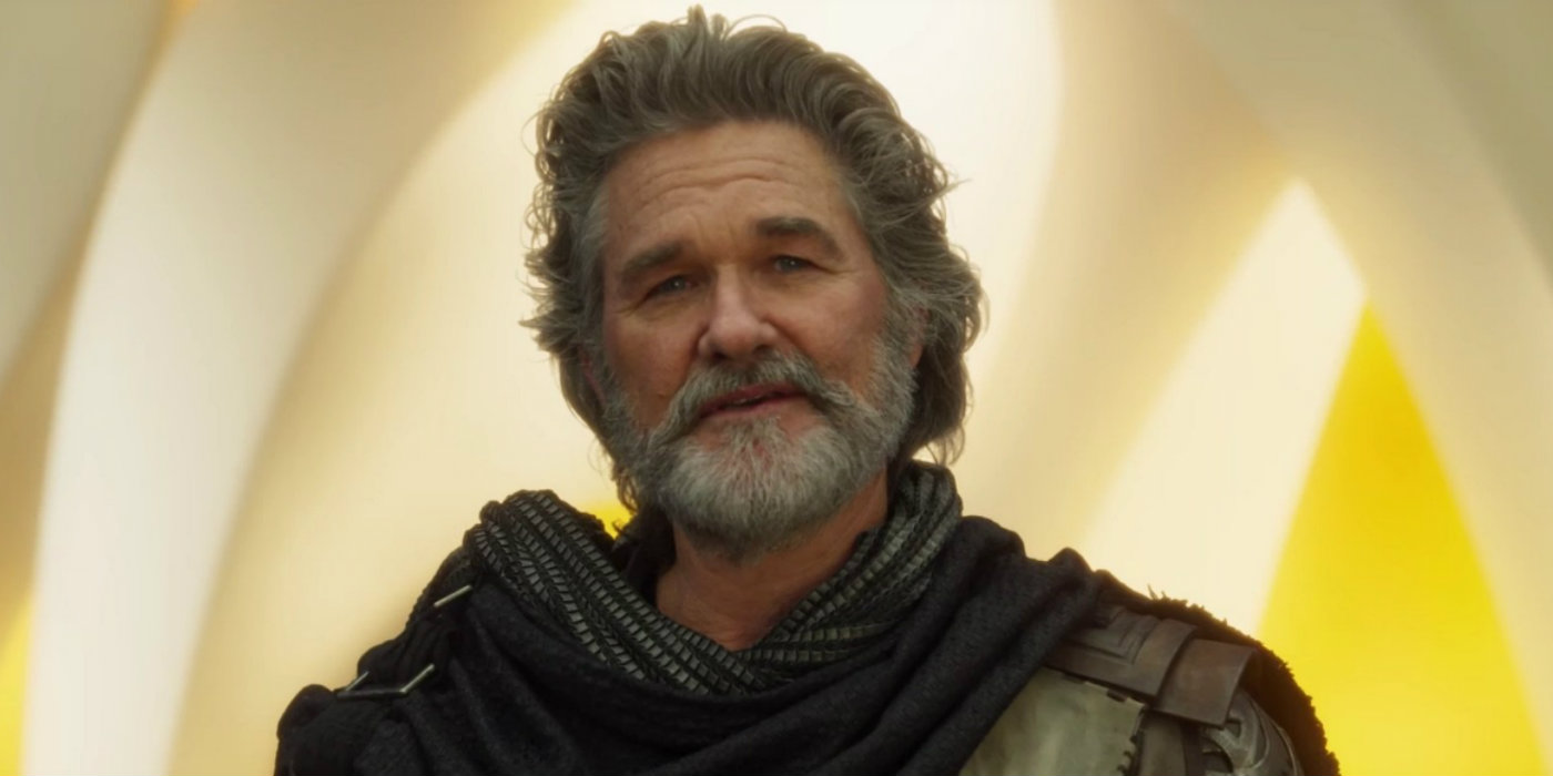 Kurt Russell Guardians of the Galaxy Vol 2 Ego