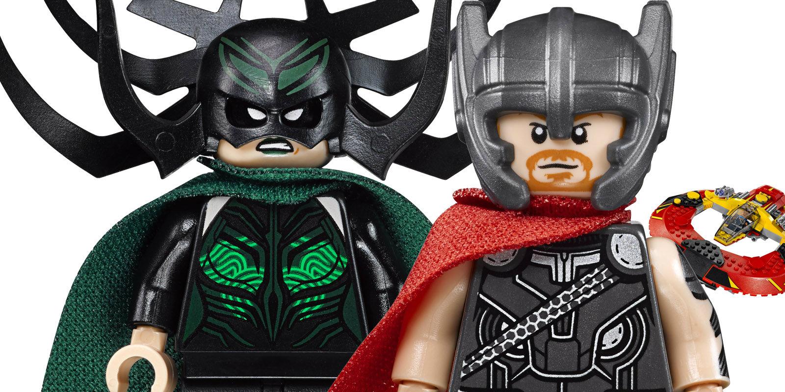 Thor: Ragnarok LEGO Toy Sets Revealed | Screen Rant