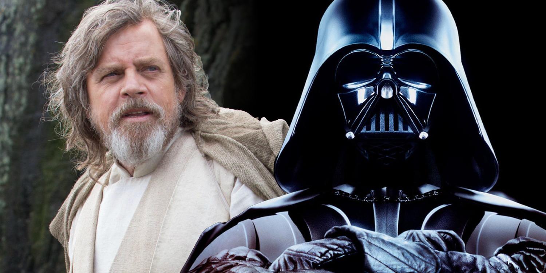 Mark Hamill Darth Vader