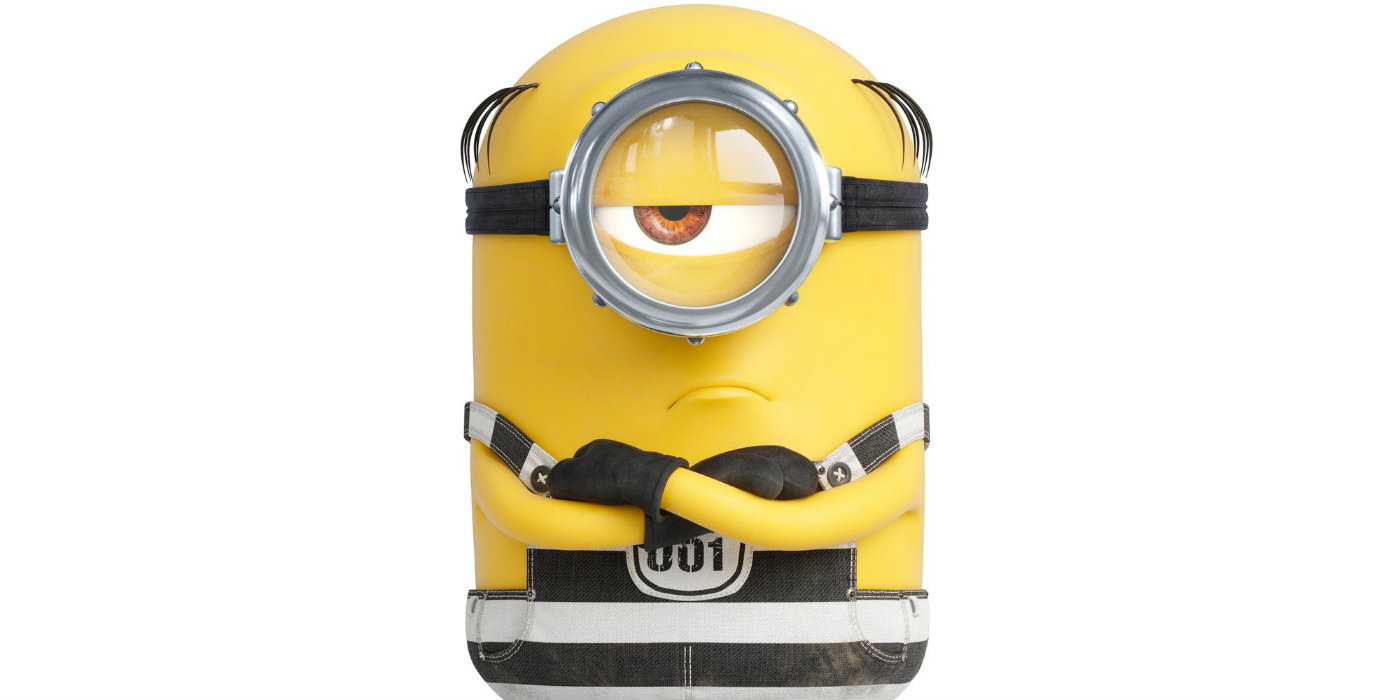 Meet Despicable Me 3 Lead Minion Mel