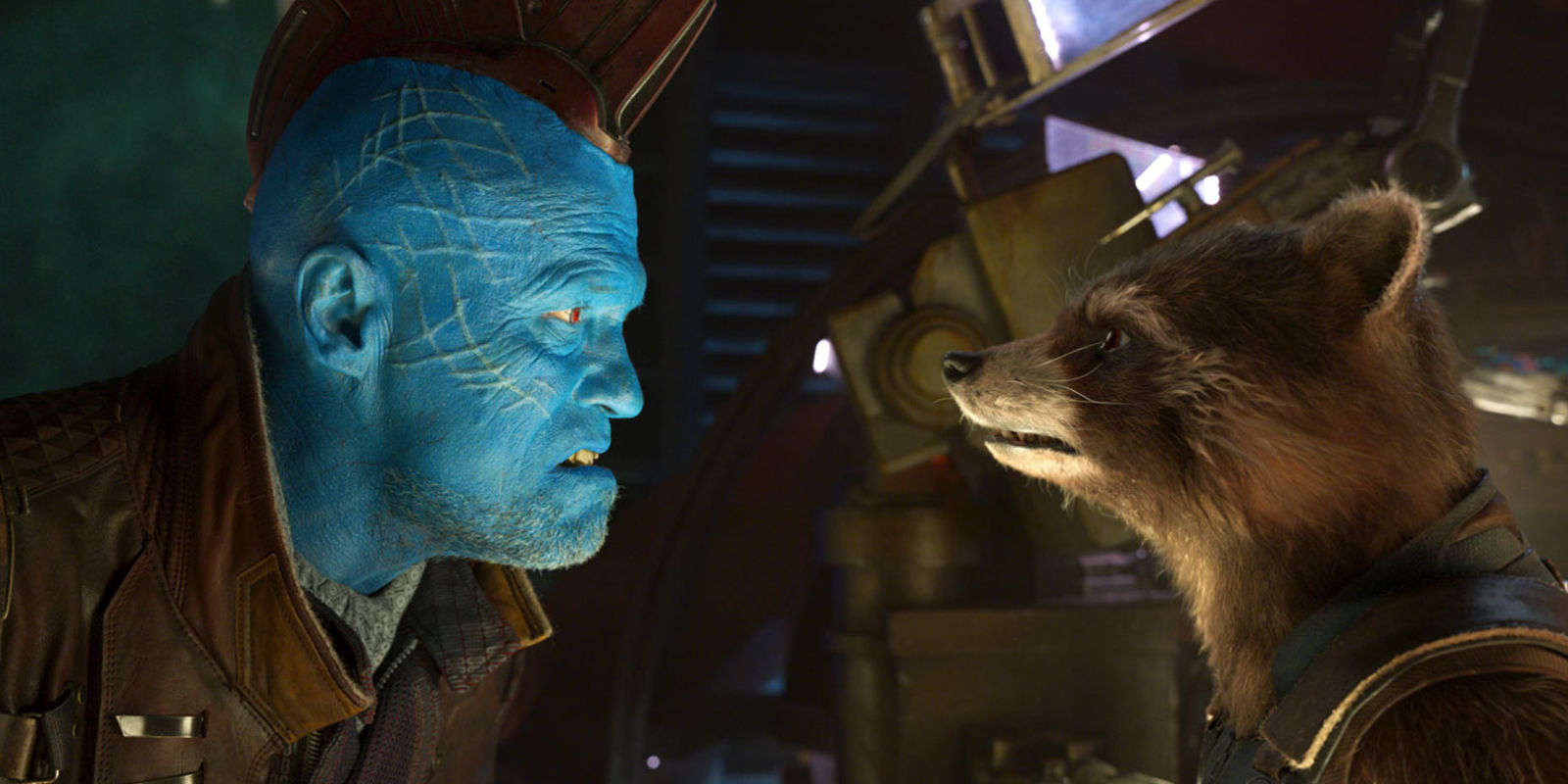 Michael Rooker as Yondu in Guardians of the Galaxy 2