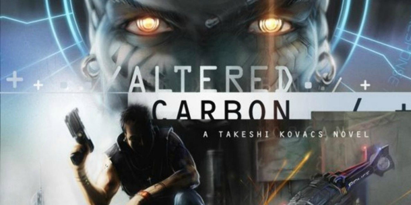 Netflix Series Altered Carbon