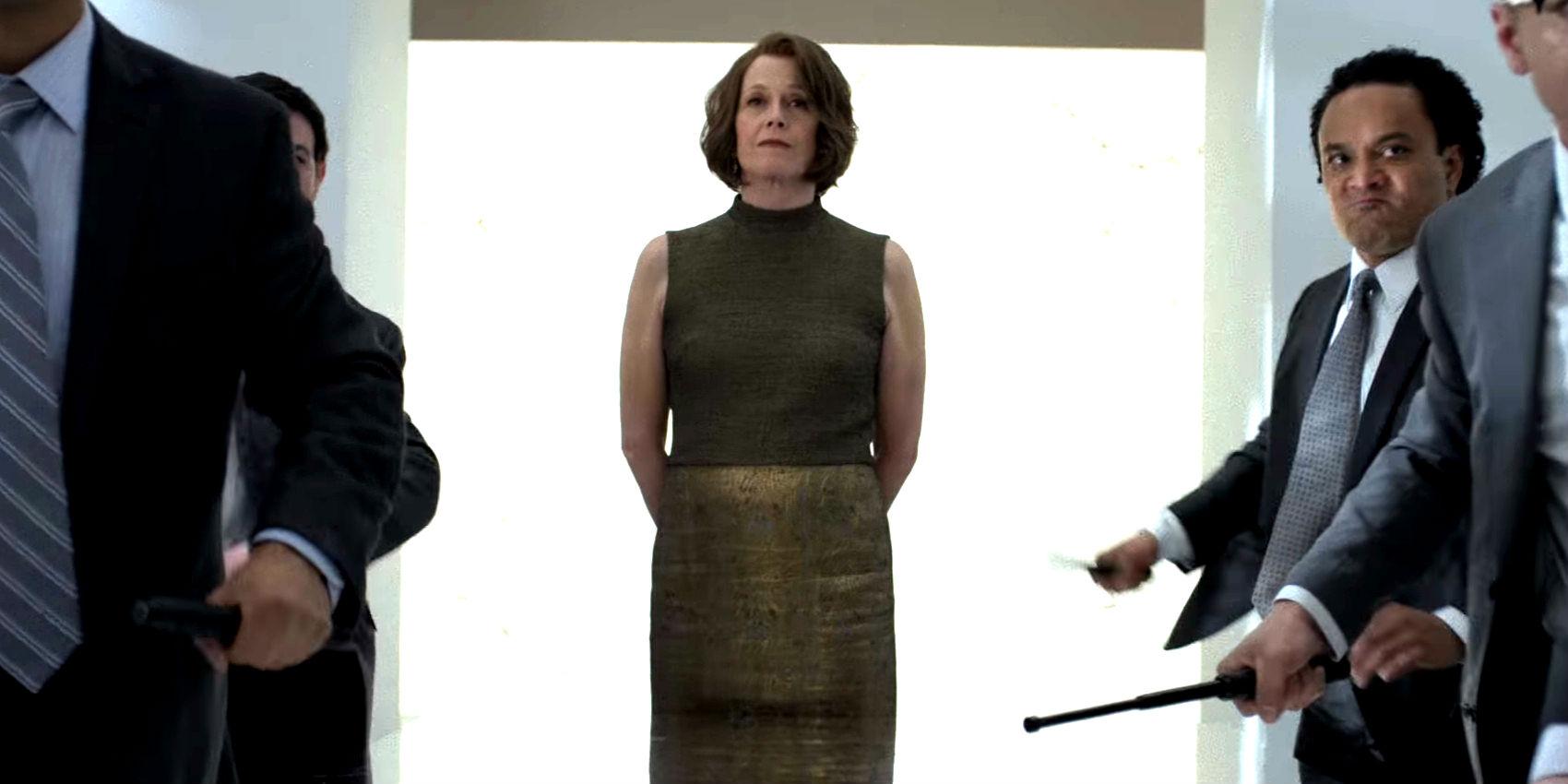 Resultado de imagem para sigourney weaver the defenders