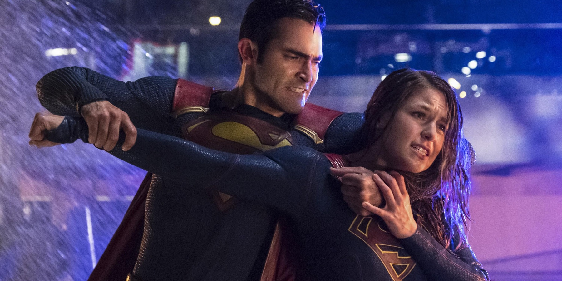 Supergirl season 2 finale - Evil Superman